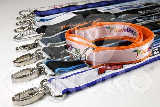 Lanyards with customization