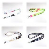 Custom Satin Lanyards