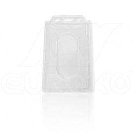 Badge Holder Hard 6x9