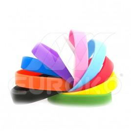 Plain Silicone Bracelet