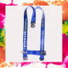Lanyard with Safety Breakaway and Buckle
