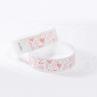 Valentine's Day Tyvek Bracelets