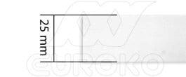 25mm - +€0.080 (+€0.096 Incl. Tax)